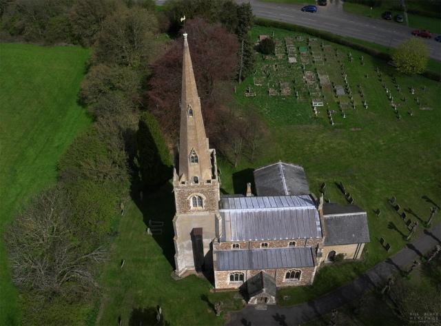 Eltisley Church-2 11K wide