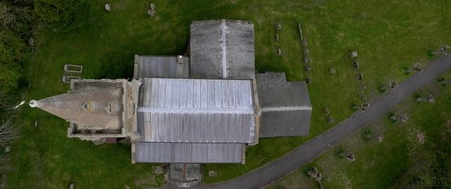 Eltisley Church-plan 11K wide
