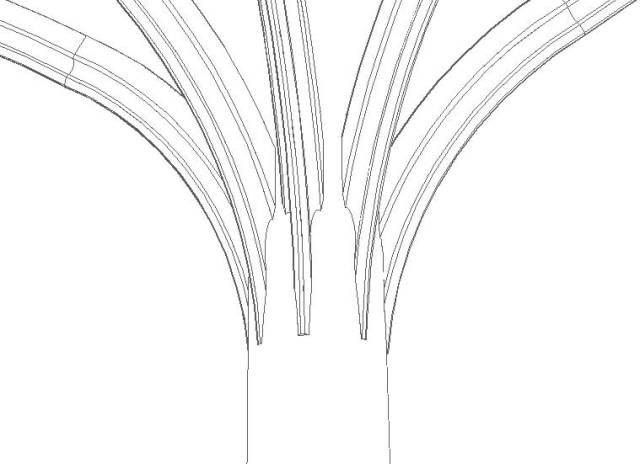 Cap model CAD SOLID