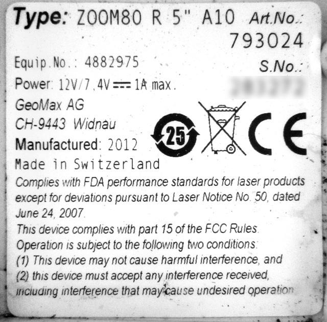 Typ label