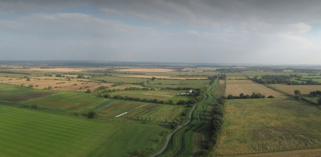 Bottisham Lode Pano 1