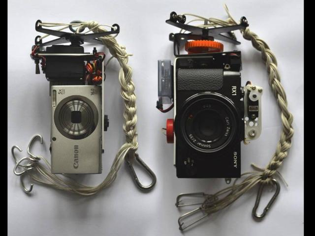 16 and 25mpixel cameras