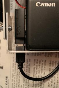 USB remote cable