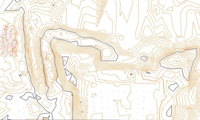 2nd pass contour