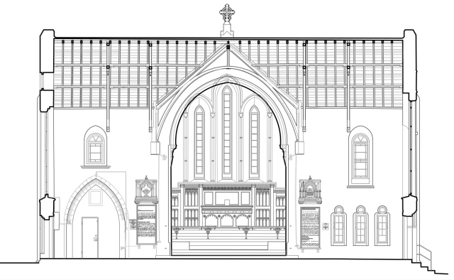 Transept-section-1